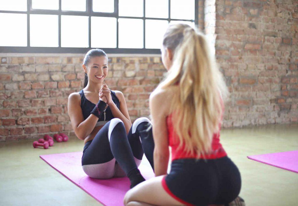 Sport leggings on line for exercise